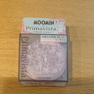 プリマヴィスタ(Primavista)のプリマヴィスタ 化粧もち実感おしろい ミニサイズ(4.5g) ムーミン(フェイスパウダー)
