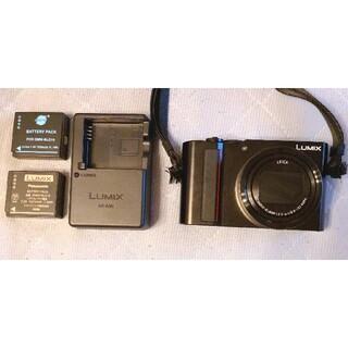 Panasonic - Panasonic LUMIX DC-TX2 パナソニック ルミックス