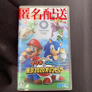 Switchゲームソフト‼️マリオ&ソニック AT 東京2020オリンピック