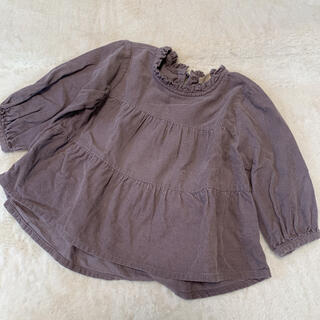 プティマイン(petit main)のプティマイン ティアードチュニック 90(Tシャツ/カットソー)