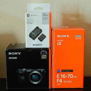 SONY - Sony a6400