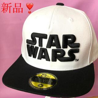 Disney - 【新品・タグ付】スターウォーズ キャップ STAR WARS 帽子❣️ フリー