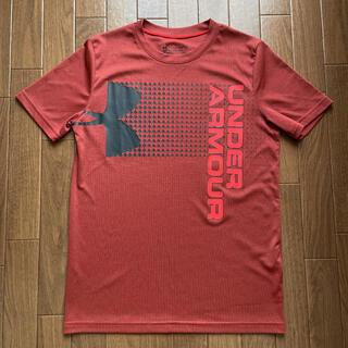 UNDER ARMOUR - アンダーアーマーTシャツ YLG(145-155cm)