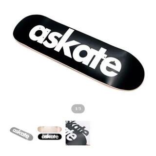 シュプリーム(Supreme)のaskate デッキ キーホルダー セット(スケートボード)