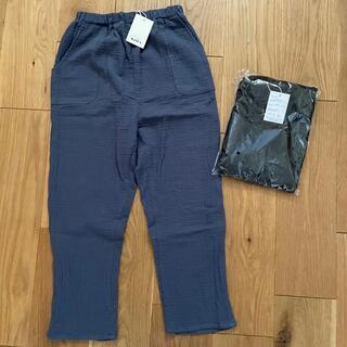 韓国子供服  夏 パンツ 150  サルエル 2点セット