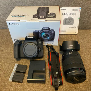 Canon - Canon EOS 9000D レンズキット中古美品