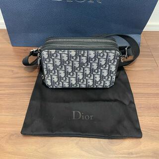 ディオール(Dior)のDIORショルダーバッグ wallet on strap(ショルダーバッグ)