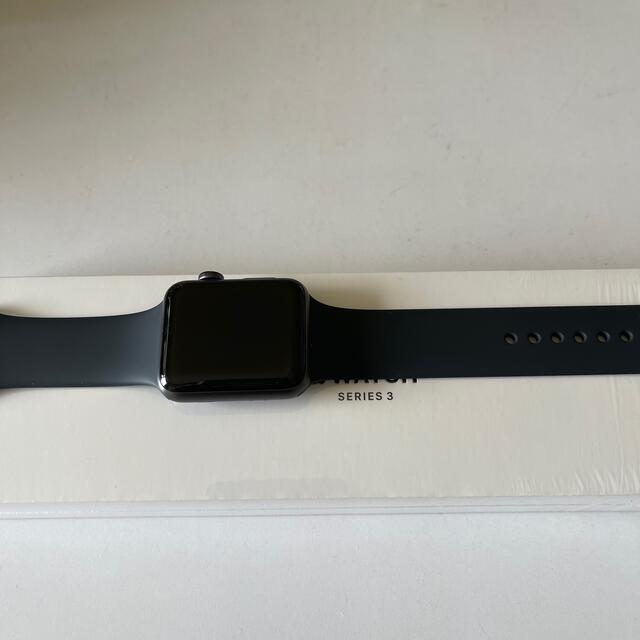 Apple Watch(アップルウォッチ)のApple Watch 3 メンズの時計(腕時計(デジタル))の商品写真
