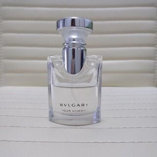 ブルガリ(BVLGARI)のBVLGARI プールオム オードトワレ 30ml(香水(男性用))