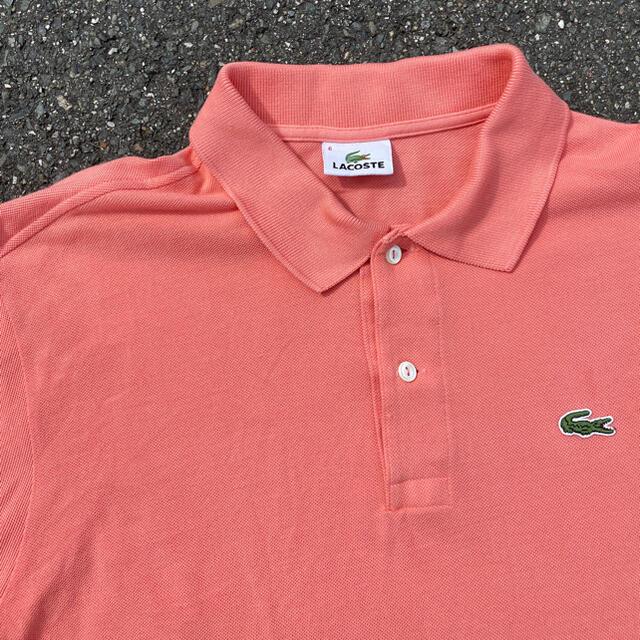 ラコステ ポロシャツ メンズのトップス(ポロシャツ)の商品写真