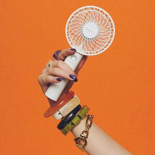 フランフラン(Francfranc)の新品 フランフラン 扇風機(扇風機)