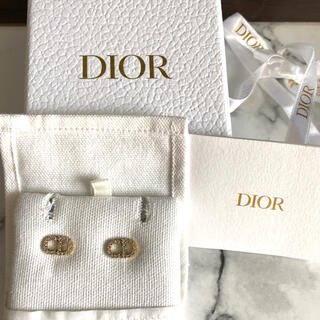 Christian Dior - 新品 クリスチャンディオール CLAIR D LUNE ピアス