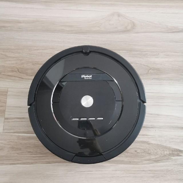 iRobot(アイロボット)のルンバ Roomba 800 シリーズ スマホ/家電/カメラの生活家電(掃除機)の商品写真