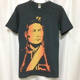 オゾンロックス(OZONE ROCKS)のオゾンコミュニティのインディアンプリントTシャツ(Tシャツ(半袖/袖なし))