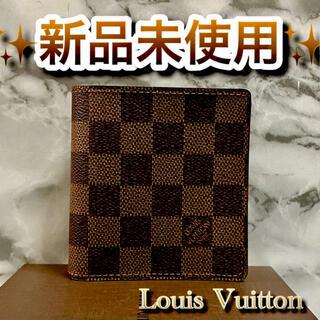 LOUIS VUITTON - ‼️限界価格‼️ Louis Vuitton ダミエ カードケース サイフ 財布