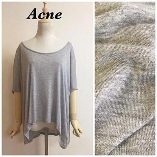 ACNE - Acne テンセルワイドカットソー