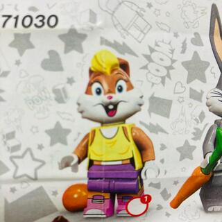 レゴ(Lego)の新品未使用 LEGO ミニフィグ 71030 ローラバニー(積み木/ブロック)