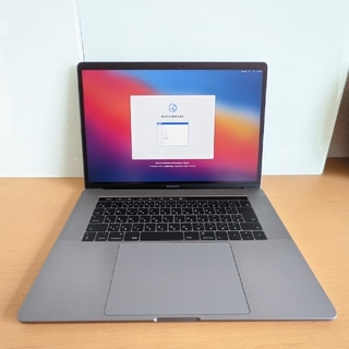 Apple - MacBookPro 15インチ 16GB i7 2017 箱付き 美品