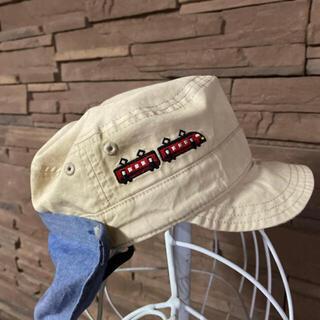 クレードスコープ(kladskap)のクレードスコープ 帽子 電車(帽子)