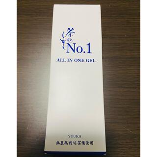 悠香 茶のしずく No.1 オールインワンジェル 150g