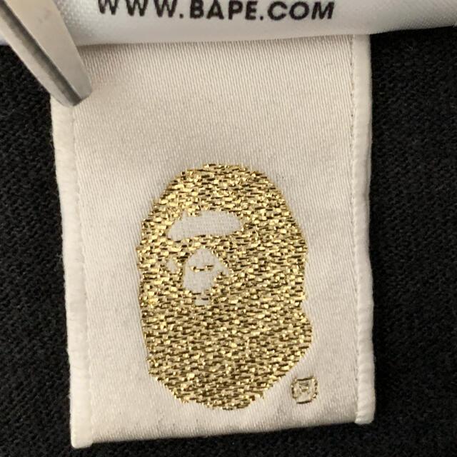 ★人気★APE ジェネラル Tシャツ M シャーク メンズのトップス(Tシャツ/カットソー(半袖/袖なし))の商品写真
