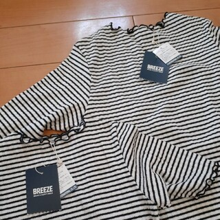 ブリーズ(BREEZE)の【新品】BREEZE カットソー(Tシャツ/カットソー)