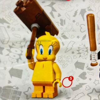 レゴ(Lego)の新品未使用 LEGO ミニフィグ 71030 トゥイーティー(積み木/ブロック)