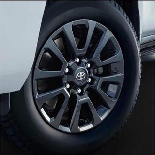 トヨタ - 【新車外し】プラド ブラックエディション タイヤ、ホイール4本セット