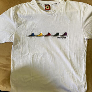 CONVERSE - コンバース刺繍Tシャツ