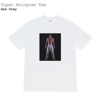 Supreme - Supreme シュプリーム Tupac Hologram Tee