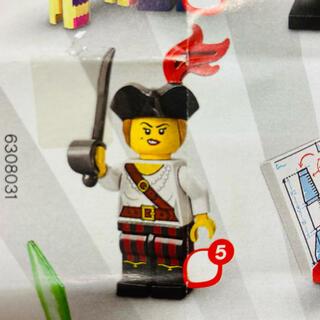 レゴ(Lego)の新品未使用 LEGO ミニフィグ 71027 女海賊(積み木/ブロック)