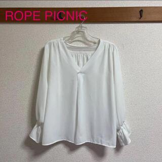 ロペピクニック(Rope' Picnic)のブラウス トップス ロペピクニック お袖が可愛い!(シャツ/ブラウス(長袖/七分))