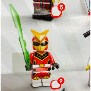 レゴ(Lego)の新品未使用 LEGO ミニフィグ 71027 スーパーヒーロー(積み木/ブロック)