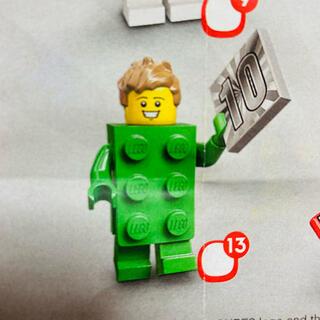 レゴ(Lego)の新品未使用 LEGO ミニフィグ 71027 LEGOコスプレイヤー(積み木/ブロック)