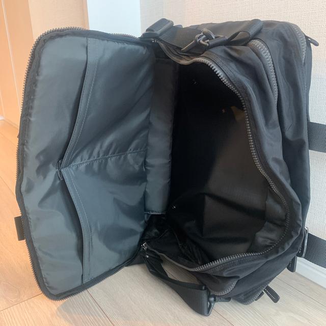 ACE GENE(エースジーン)のACE GENE ビジネスバック トラベルバッグ 大型ブラック メンズのバッグ(ビジネスバッグ)の商品写真