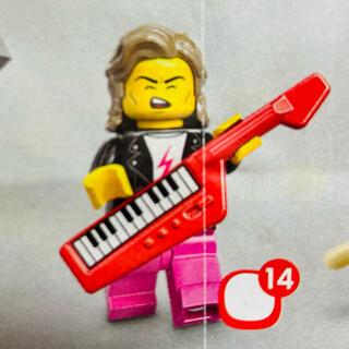 レゴ(Lego)の新品未使用 LEGO ミニフィグ 71027 ミュージシャン(積み木/ブロック)