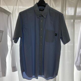 ステューシー(STUSSY)のビックシルエットシャツ(シャツ)