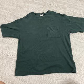 ドアーズ(DOORS / URBAN RESEARCH)のfork&spoon ポケットtシャツ サイズ5(Tシャツ/カットソー(半袖/袖なし))