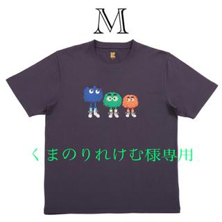 新品 マクドナルド フライキッズ グラニフ Tシャツ Mサイズ