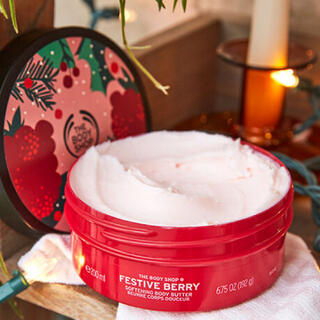 THE BODY SHOP - THE BODY SHOP ボディバター