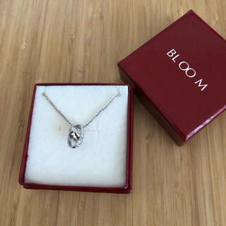 BLOOM - bloom ネックレス☆リング新品