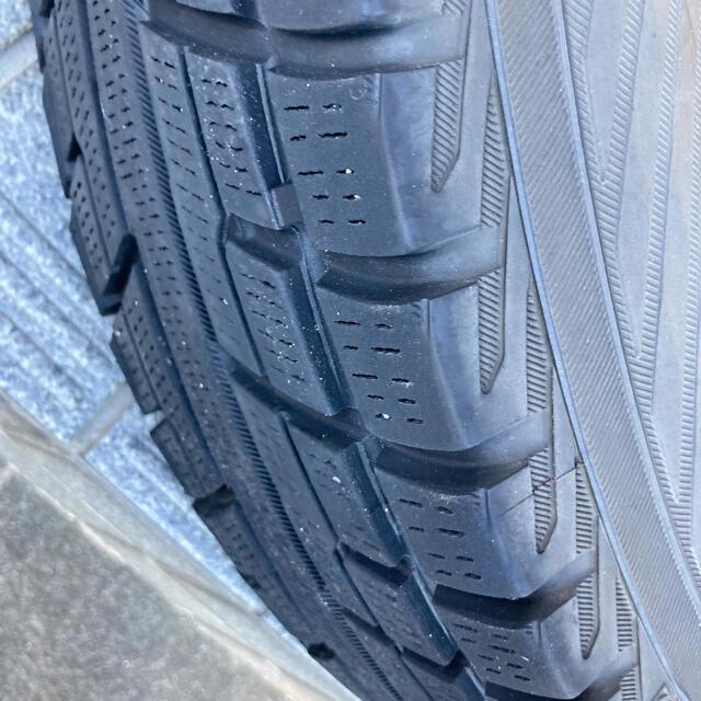 スズキ(スズキ)のジムニーJB23 10型ランドベンチャー純正アルミホイール 16インチ/エンケイ 自動車/バイクの自動車(タイヤ・ホイールセット)の商品写真