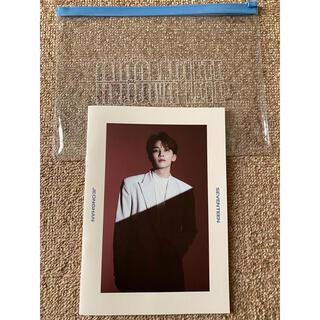 セブンティーン(SEVENTEEN)のセブチ INCOMPLETE グッズ ジョンハン mini photo book(K-POP/アジア)