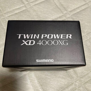 SHIMANO - 21ツインパワーXD 4000XG 新品未使用