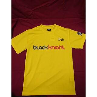 バドミントン ブラックナイト Tシャツ T-0180(バドミントン)