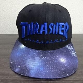 THRASHER - ◆THRASHER スラッシャー キャップ CAP 帽子 フリーサイズ