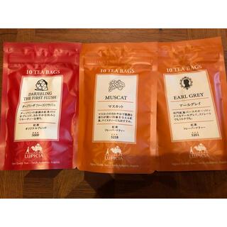 ルピシア(LUPICIA)のルピシア紅茶ティバッグ(茶)