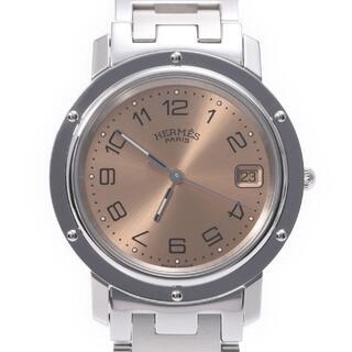 Hermes - エルメス  クリッパー 腕時計
