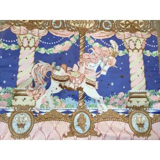 Angelic Pretty - Day Dream Carnival バッグ ブルー 状態良好 送料無料