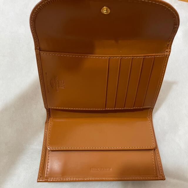 WHITEHOUSE COX(ホワイトハウスコックス)の新品 White House Cox 三つ折り ウォレット S7660 メンズのファッション小物(折り財布)の商品写真